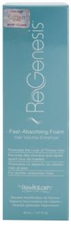 RevitaLash ReGenesis Hair Volume Enhancer espuma para fortalecer y dar volumen al cabello