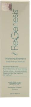RevitaLash ReGenesis Scalp Therapy Formula champô para restaurar a densidade do cabelo enfraquecido