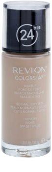 Revlon Cosmetics ColorStay™ podkład o przedłużonej trwałości SPF 20