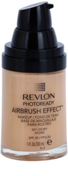 Revlon Cosmetics Photoready Airbrush Effect™ тональний крем  SPF 20