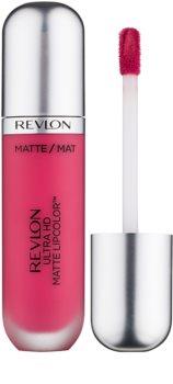 Revlon Cosmetics Ultra HD mat barva za ustnice