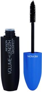 Revlon Cosmetics Volume + Length Magnified™ maskara za volumen in privihanje trepalnic vodoodporna