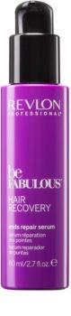 Revlon Professional Be Fabulous Hair Recovery szérum hajhullás és hajvégek töredezése ellen