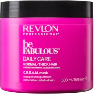 Revlon Professional Be Fabulous Daily Care regenerační a hydratační maska