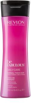Revlon Professional Be Fabulous Daily Care зволожуючий та відновлюючий шампунь