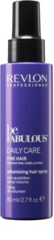 Revlon Professional Be Fabulous Daily Care sprej pre objem jemných vlasov