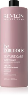 Revlon Professional Be Fabulous Texture Care šampon za zaglađivanje za neposlušnu i anti-frizz kosu