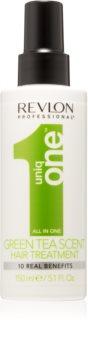 Revlon Professional Uniq One All In One Green Tea Leave-in Care in Spray