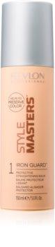 Revlon Professional Style Masters uhladzujúci balzam na vlasy