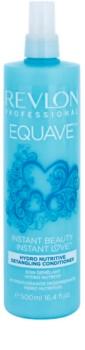 Revlon Professional Equave Hydro Nutritive bezoplachový kondicionér pro suché vlasy