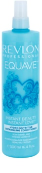 Revlon Professional Equave Hydro Nutritive Leave - In Conditioner For Dry Hair