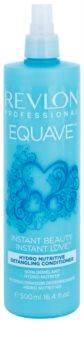 Revlon Professional Equave Hydro Nutritive bezoplachový kondicionér pre suché vlasy