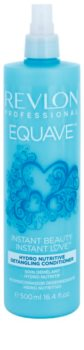 Revlon Professional Equave Hydro Nutritive condicionador sem enxaguar para cabelo seco