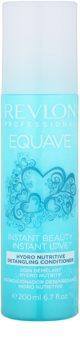 Revlon Professional Equave Hydro Nutritive condicionador hidratante lsem enxaguar em spray
