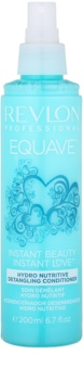 Revlon Professional Equave Hydro Nutritive bezoplachový hydratační kondicionér ve spreji