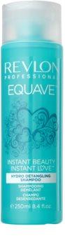 Revlon Professional Equave Hydro Detangling shampoing hydratant pour tous types de cheveux