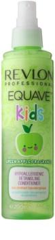 Revlon Professional Equave Kids condicionador hipoalergénico sem enxaguar para fácil penteado de cabelo
