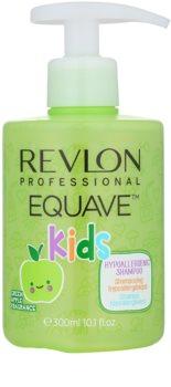 Revlon Professional Equave Kids hipoallergén sampon 2 az 1-ben gyermekeknek