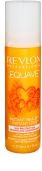 Revlon Professional Equave Sun Protection öblítést nem igénylő spray kondicionáló nap által károsult haj