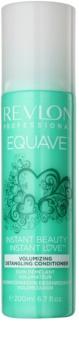 Revlon Professional Equave Volumizing après-shampoing sans rinçage en spray pour cheveux fins