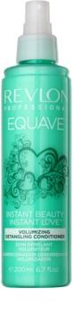 Revlon Professional Equave Volumizing öblítést nem igénylő spray kondicionáló a finom hajért