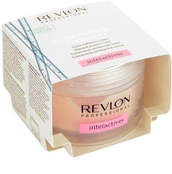 Revlon Professional Interactives Color Sublime maska pro barvené vlasy