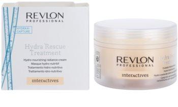Revlon Professional Interactives Hydra Rescue mascarilla para cabello seco y dañado