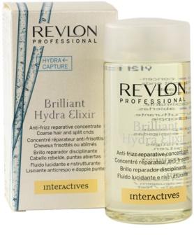 Revlon Professional Interactives Hydra Rescue sérum para cabelos crespos e inflexíveis