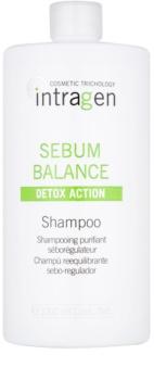 Revlon Professional Intragen Sebum Balance champô para o excesso de gordura do couro cabeludo