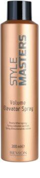 Revlon Professional Style Masters spray para dar volume desde raízes fixação extra forte