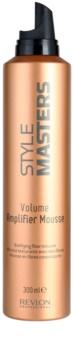 Revlon Professional Style Masters espuma fibrosa para volume e forma