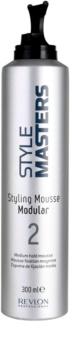 Revlon Professional Style Masters pěna na vlasy střední zpevnění