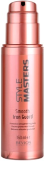 Revlon Professional Style Masters uhladzujúci balzam pre tepelnú úpravu vlasov