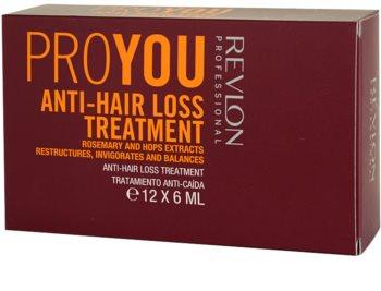 Revlon Professional Pro You Anti-Hair Loss vlasová kúra proti padaniu vlasov