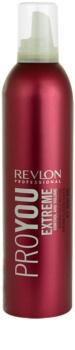 Revlon Professional Pro You Extreme penové tužidlo silné spevnenie