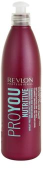 Revlon Professional Pro You Nutritive champô para cabelo seco