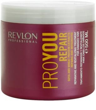 Revlon Professional Pro You Repair maska pre poškodené, chemicky ošetrené vlasy