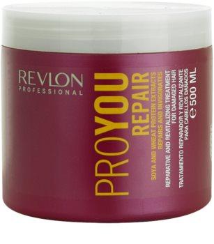Revlon Professional Pro You Repair маска  для пошкодженного,хімічним вливом, волосся