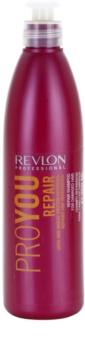 Revlon Professional Pro You Repair sampon sérült, vegyileg kezelt hajra