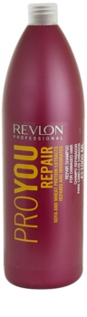 Revlon Professional Pro You Repair champô para cabelos danificados e quimicamente tratados