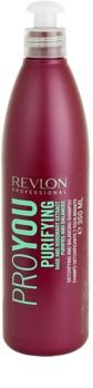 Revlon Professional Pro You Repair Shampoo  voor Alle Haartypen
