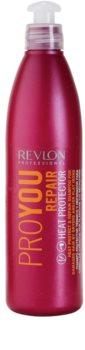 Revlon Professional Pro You Repair ochranný šampon pro tepelnou úpravu vlasů