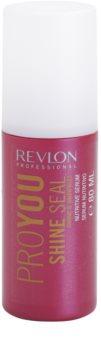 Revlon Professional Pro You Shine sérum pro suché a poškozené vlasy