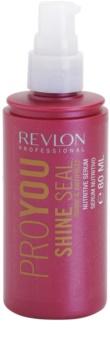 Revlon Professional Pro You Shine sérum pre suché a poškodené vlasy