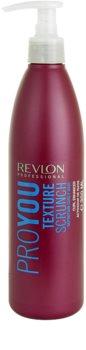 Revlon Professional Pro You Texture activateur de boucles