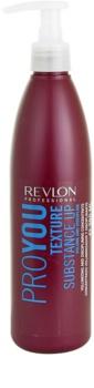 Revlon Professional Pro You Texture koncentrat modelujący do zwiększenia objętości