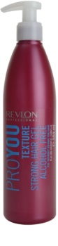Revlon Professional Pro You Texture gél na vlasy silné spevnenie