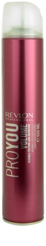 Revlon Professional Pro You Volume laca de pelo para fijación normal