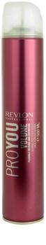 Revlon Professional Pro You Volume lak na vlasy pro normální zpevnění