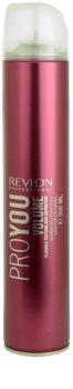 Revlon Professional Pro You Volume lak za lase za normalno učvrstitev